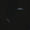 NGC 4631 und 4656 - First Light