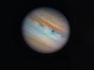 Jupiter am 27. Oktober 2010
